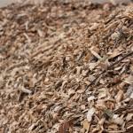 Fresh Mulch at the Wood Yard